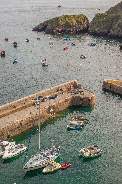 Creux Harbour