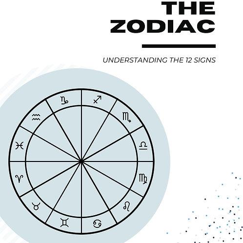 The Zodiac - physical copy