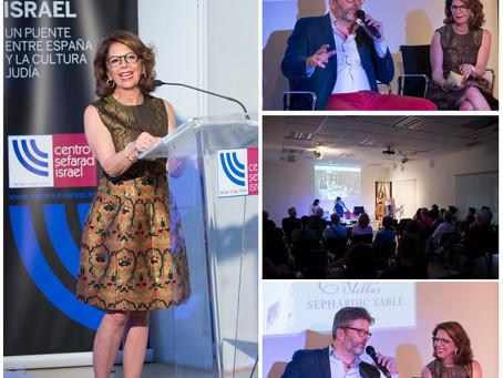 Guest Speaker at Centro Sefarad - Israel in Madrid