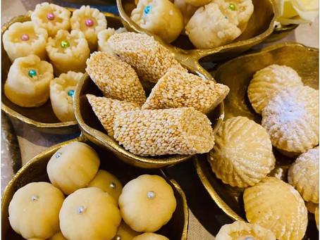 Traditional Sweet Treats