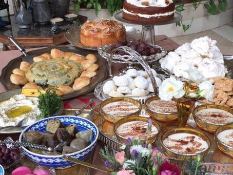 Sephardic Rhodesli brunch
