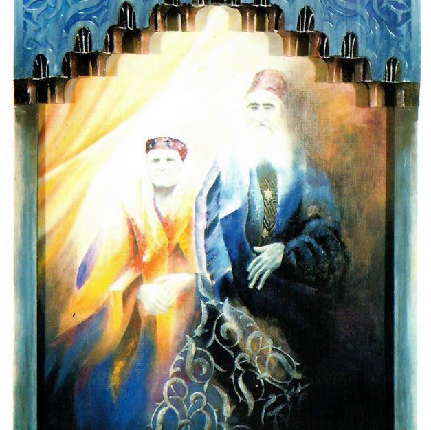 Haham Capouya - Rodos, 1999