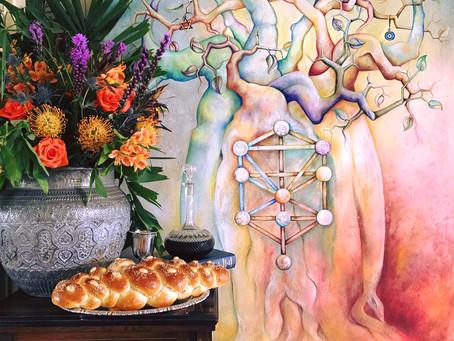Shabbat Shalom - Tikkun Olam
