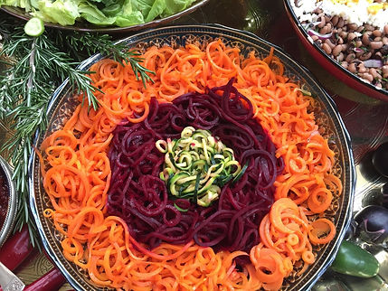Aromatic Carrot Salad