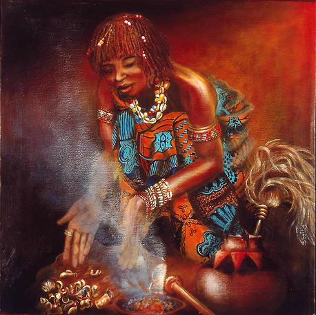 Tribal Ancestress