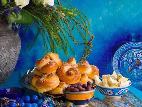 Roska Festive Bread