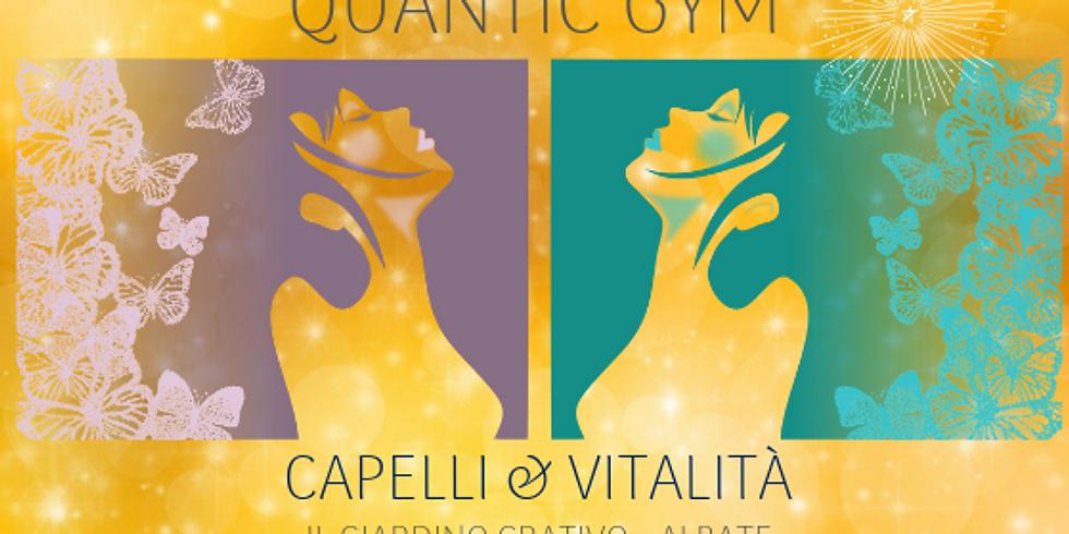 CAPELLI & VITALITA' - QUANTIC GYM Albate, Incontro di gruppo