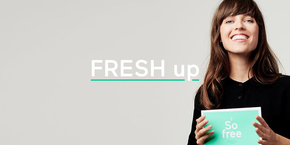 Ringana FRESH Up online    scopri la tua opportunità