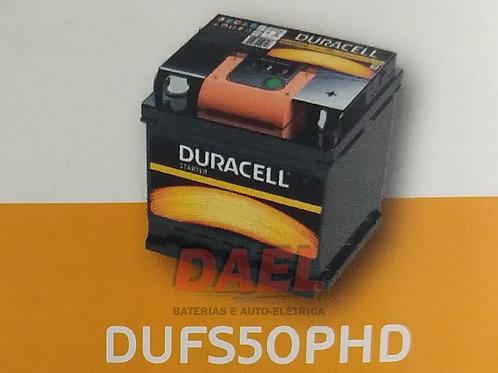 DURACELL 50PHD - 50AH