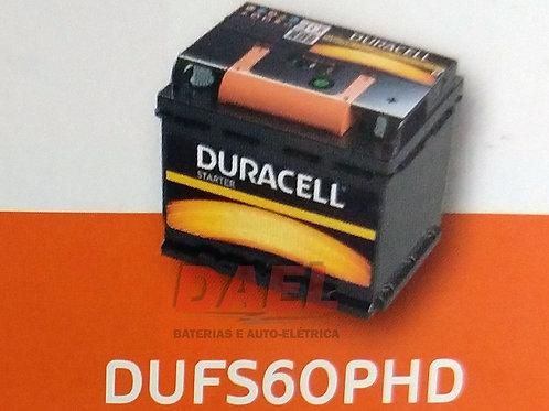 DURACELL 60PHD - 60AH