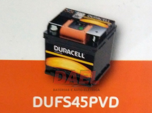 DURACELL 45PVD - 45AH