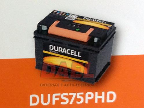 DURACELL 75PHD - 75AH
