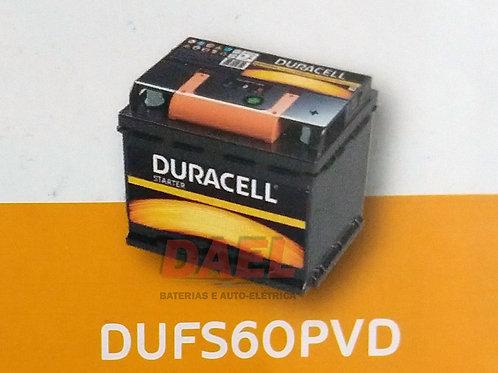 DURACELL 60PVD - 60AH