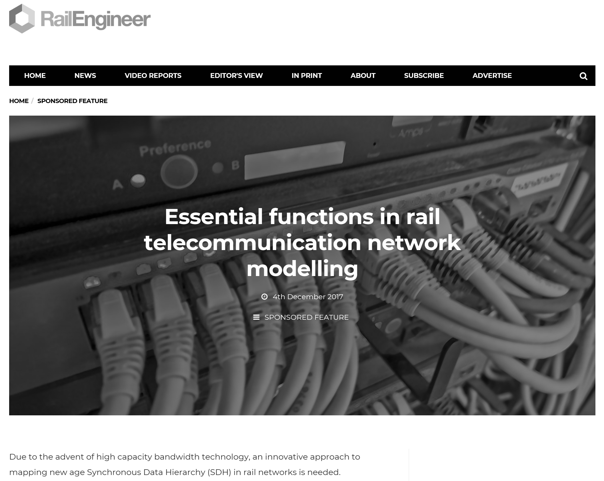 Rail Telecommunication