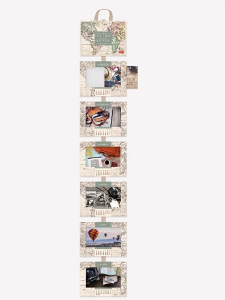Calendario Legami Portafoto
