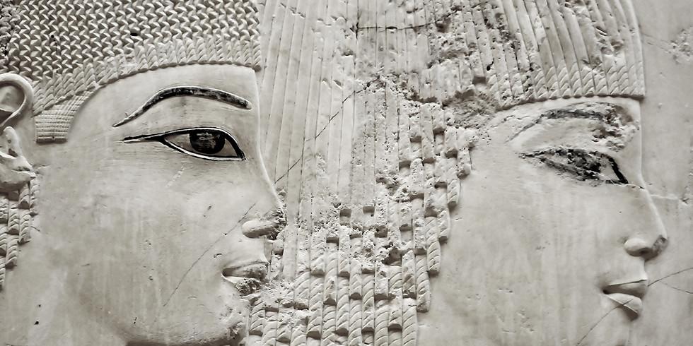 The Goddess Meditations- Goddess Isis- invoking magic
