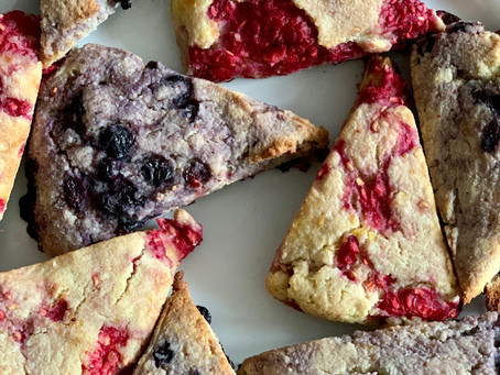Scone-a-be Alright!