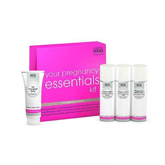 Mama Mio Pregnancy Essentials Kit