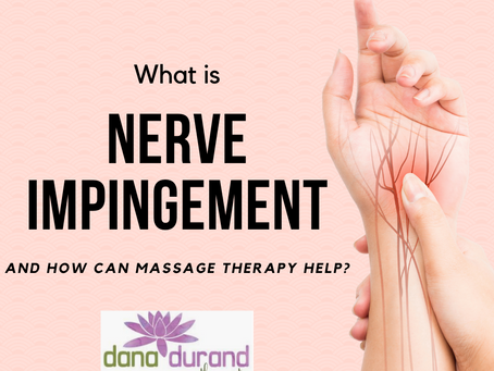 Nerve Impingement: What is it? How can massage help?