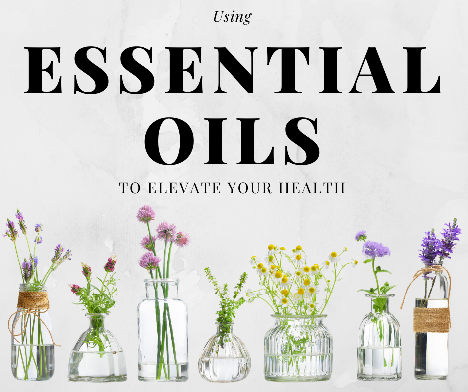 essential oils elevate health