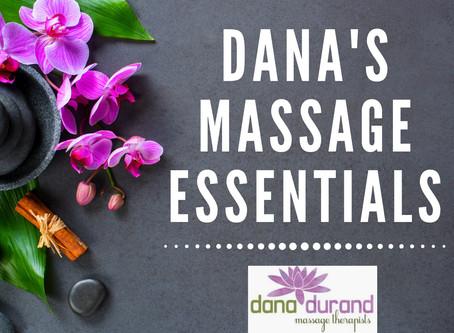 Dana's Massage Essentials
