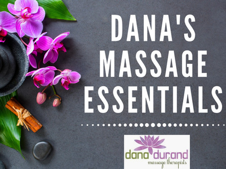 Dana's Massage Essentials