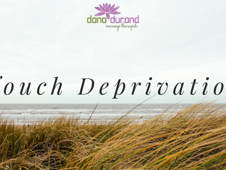 How to Counteract Touch Deprivation