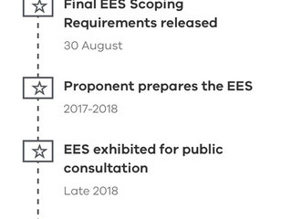 EES Draft Scope Public Comments Invited