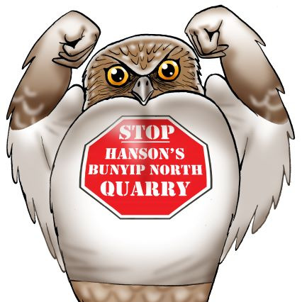 Powerful Owl Stop the Quarry favicon_edi