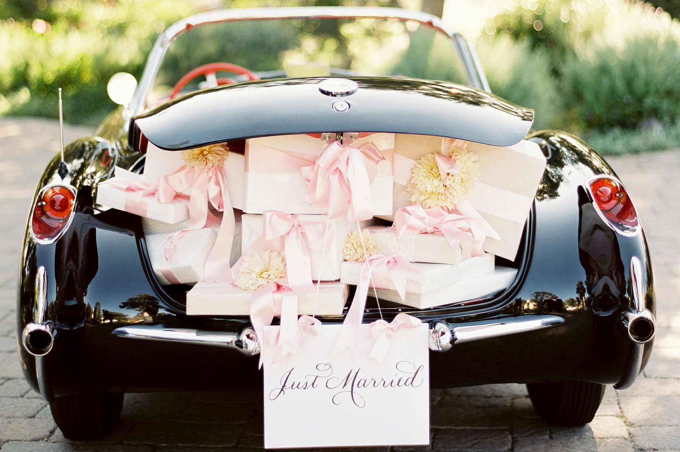 Car-Wedding