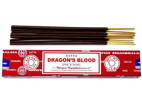 Satya Incense 15gm - Dragon Blood