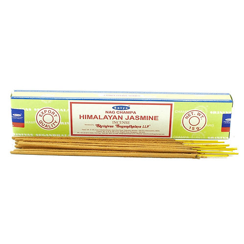 Satya Incense Sticks 15g - Himalayan Jasmine