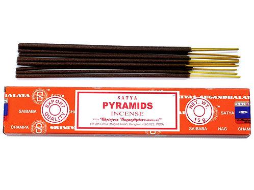 Satya Incense 15gm - Pyramid