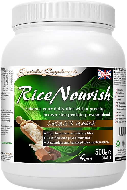 RiceNourish (Chocolate Flavour)