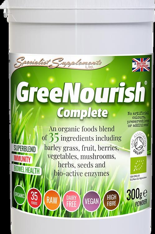 GreeNourish Complete (ORGANIC)