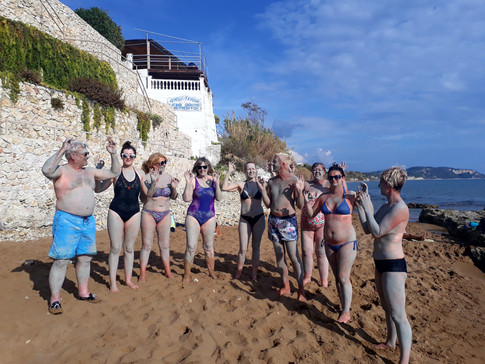 Corfu Retreats 2017