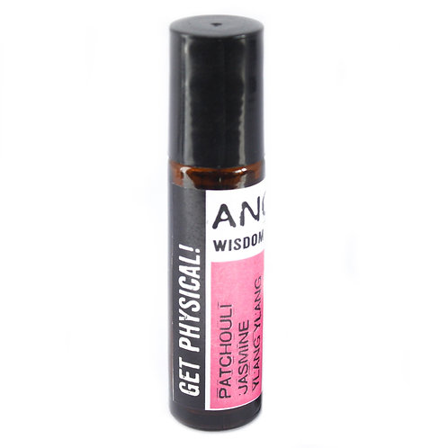 10ml Roll On Essential Oil Blend - Get Physical!