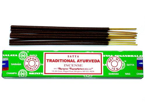 Satya Incense 15gm - Tr.Ayurveda