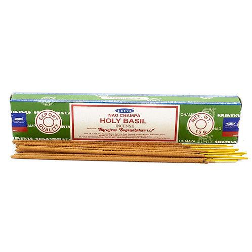 Satya Incense Sticks 15g - Holy Basil