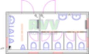 RVV WC Damen-Herren 6x3m