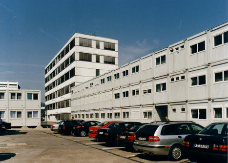 RVV - Büro und Sozialräume