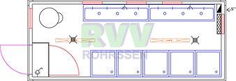 RVV Duschcontainer
