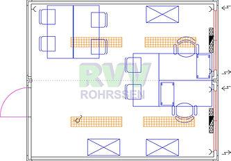RVV Duo Büroanlage