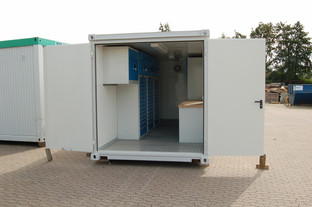 RVV - Technik und Sondercontainer