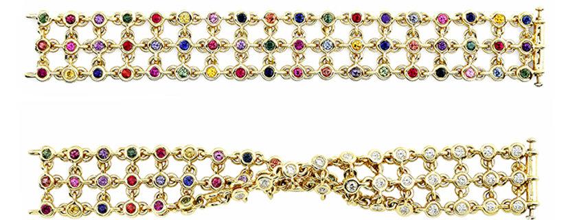 Aaron Henry Reversible Bracelet
