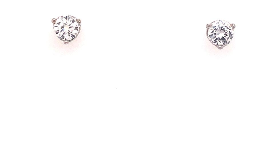14KW Diamond Studs