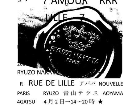 RYUZO TOKYO ★