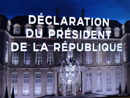 PARIS RECONFINEMENT
