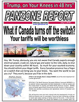 August 28 - Canada can Pull the Plug on