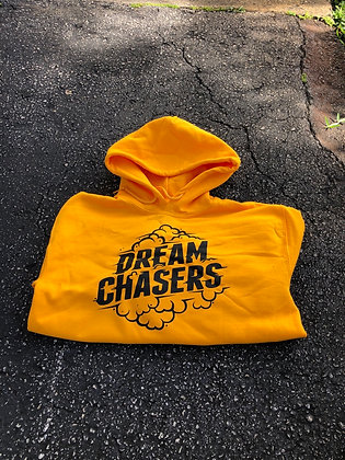 Gold Dream Chasers Hoodie